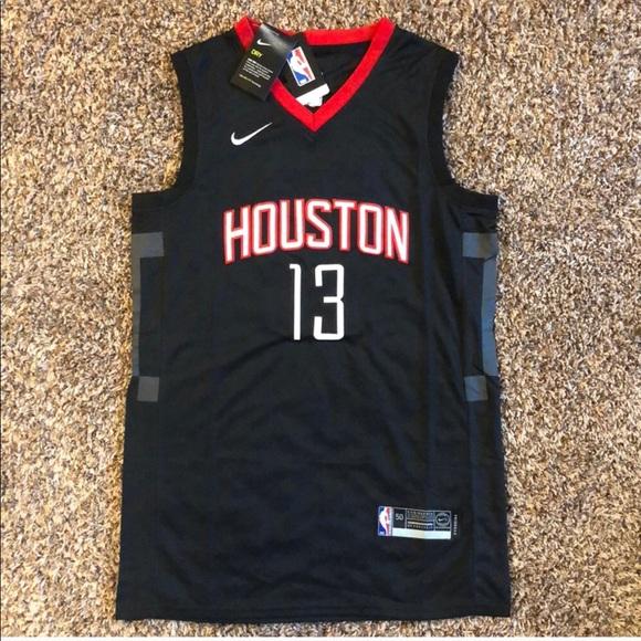 d8d198ab3 Nike  13 James Harden Houston Rockets Jersey